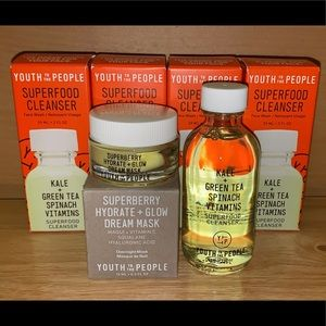 Youth To The People Cleanser & Mask Bundle